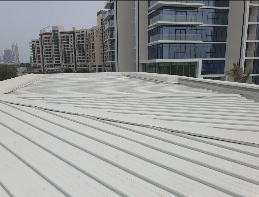 Roofing Materials dubai